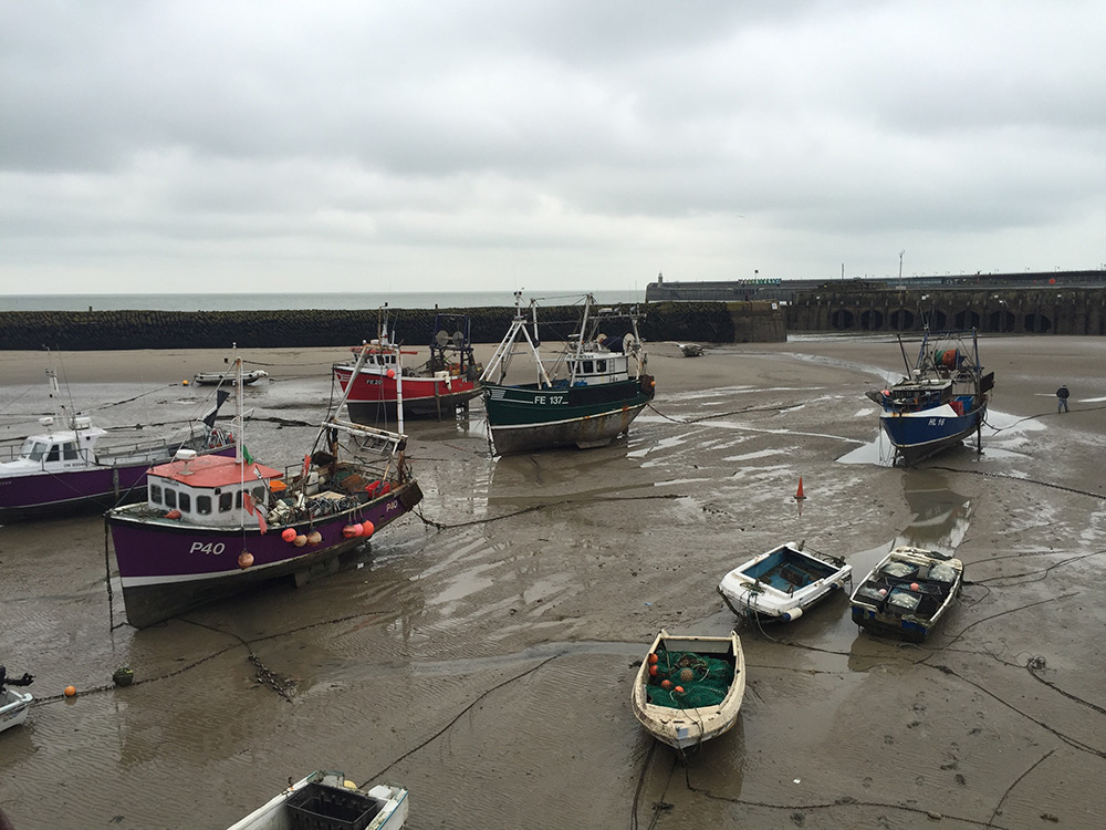 A day trip to Folkestone