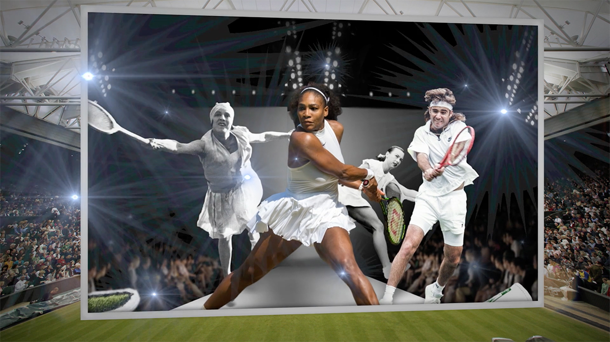 From Catwalk to Centre Court – BBC Ideas
