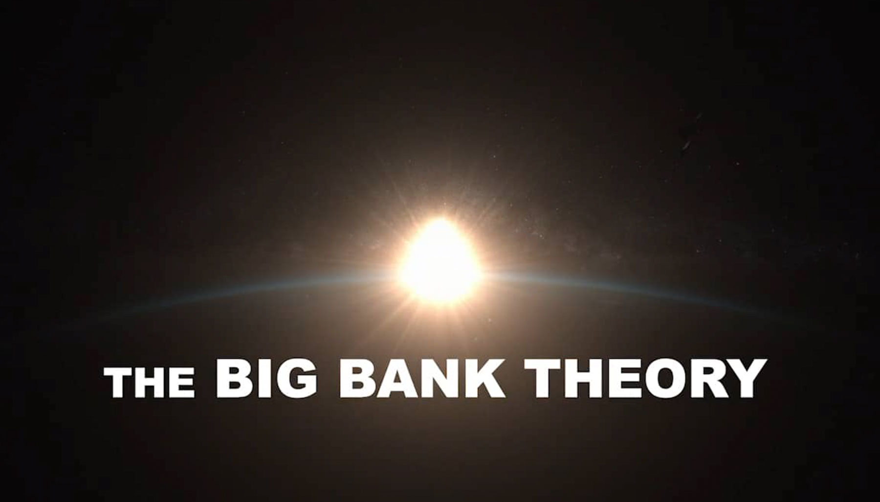 "Bitcoin – ""Big Bank Theory"""